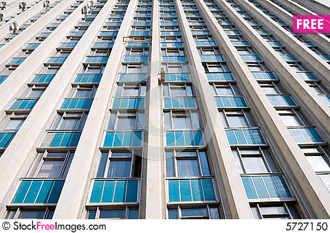 Free Office Building Exterior Stock Photo - 5727150