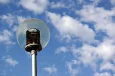 Free Lamp Of Outdoor Lighting Stock Photography - 5720202