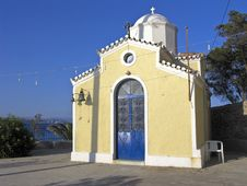 Free Greek Church Stock Photography - 5720452
