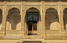 Free Jaisalmer Palace Royalty Free Stock Images - 5720549