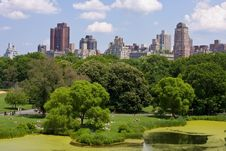 Free View From Central Park Stock Photo - 5721260