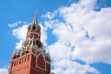 Free Kremlin Tower Royalty Free Stock Images - 5721479