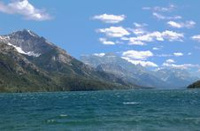 Free Upper Waterton Lake Stock Images - 5721864