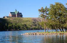 Free Lake View Royalty Free Stock Photo - 5721915