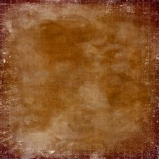 Free Grungy Brown Paper Stock Photos - 5722083