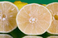 Free Lime Slices Stock Photo - 5722130