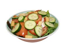 Free Green Salad 2 Stock Photos - 5722233