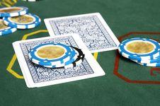 Free Casino Chesspieces Royalty Free Stock Photos - 5722338
