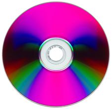 Free Compact Disk Royalty Free Stock Photo - 5722745