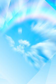 Free Abstract Raibow Royalty Free Stock Image - 5723946