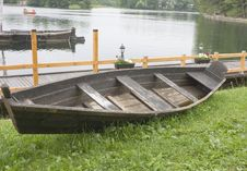 Free Old Boat Stock Photo - 5723950