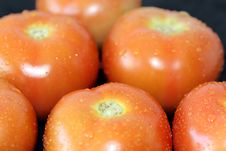 Free Bunch Of Tomatoes Royalty Free Stock Photo - 5725125