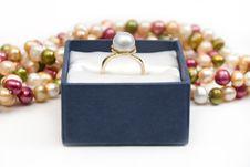 Free Wedding Ring Royalty Free Stock Image - 5725126