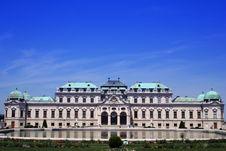 Free Summer Palace Belvedere Stock Photos - 5725153