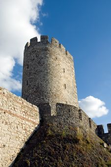 Free Fortress Tower Stock Image - 5727121