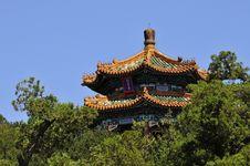 Free Chinese Pavilion Stock Photo - 5727210