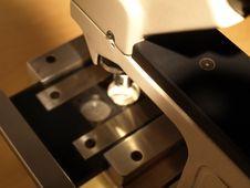 Free Scientific Microscope Stock Image - 5727281