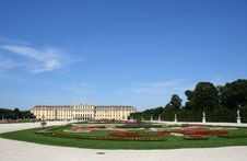Free Schoenbrunn Palace Stock Photo - 5727900