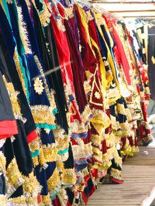 Free Clothings Stock Image - 5728341