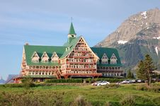 Free Historic Hotel Royalty Free Stock Photography - 5728457