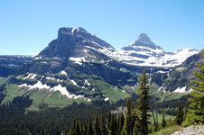 Free Glacier Mountian Royalty Free Stock Image - 5728746