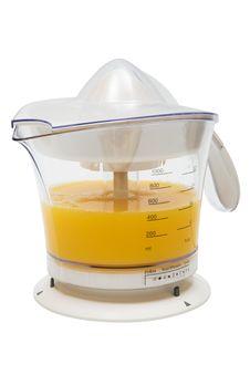 Modern Juice Extractor Stock Image