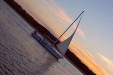 Free Yacht Royalty Free Stock Photos - 5729598