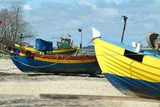 Free Fishing Boat Stock Photos - 5729703