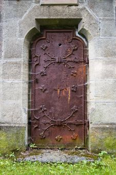 Free Rusty Door Stock Photo - 5729880