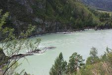 Free River Katun  Stock Photos - 57291853