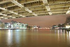 Free Under The Bridge Royalty Free Stock Images - 5730279