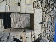 Free Stone Doorway And Steps Stock Images - 5730894
