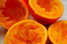 Free Crushed Oranges 2 Royalty Free Stock Photos - 5730928