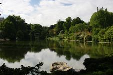 Free French Garden Stock Photos - 5731233