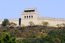 Free Great Wall Stock Photography - 5731322