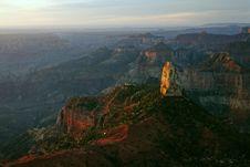 Free Grand Canyon Sunrise Stock Photography - 5731992