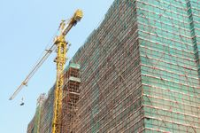 Free The Construction Site Stock Photography - 5732202