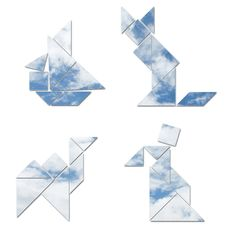Free Classic Tangram - Various Comp Stock Images - 5732554