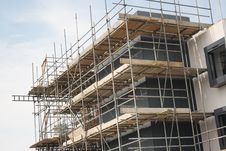 Free Scaffolding Royalty Free Stock Images - 5732669