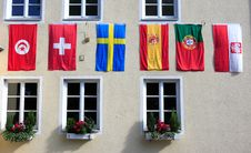Free European Flags Royalty Free Stock Images - 5733469