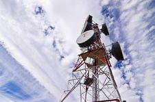 Free Telecommunication Antenna Stock Images - 5733804