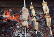 Free Shish-kebab Stock Image - 5734541