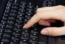 Free Keyboard Royalty Free Stock Image - 5734666