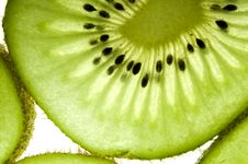Free Kiwi Background Stock Photography - 5734912
