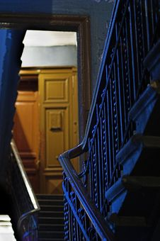 Free Backstairs Stock Photography - 5735562