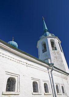 Free Monastery Stock Image - 5735581