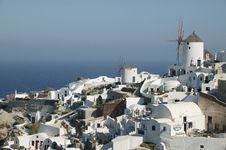 Free Santorini Stock Photography - 5735632