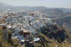 Free Santorini Royalty Free Stock Photo - 5735775