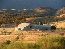 Free Arkaba Woolshed Royalty Free Stock Images - 5735829