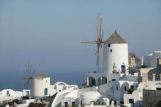Free Santorini Royalty Free Stock Image - 5735896